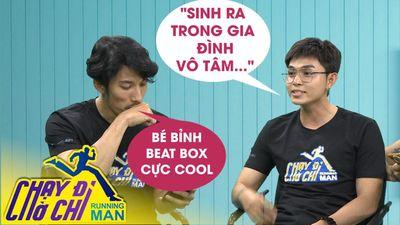 Jun Phạm, BB Trần hát chay Bống bống bang bang, Liên Bỉnh Phát beatbox cực ngầu