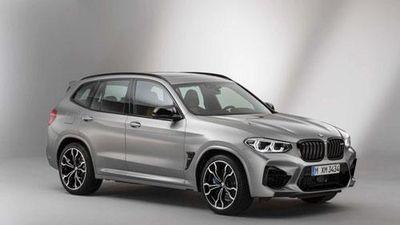 Chi tiết BMW X3 M 2020, đối thủ của Mercedes-Benz GLC