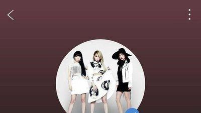 Fan 2NE1 phẫn nộ vì trang nghe nhạc xác nhận tài khoản nhóm với hình đại diện… không có Minzy