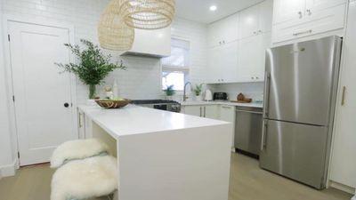 'Lột xác' phòng bếp cũ kỹ thành nơi tiện nghi và hiện đại