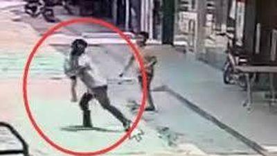Chặn đứng gã đàn ông liều lĩnh bắt cóc trẻ em giữa ban ngày