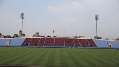 Cận cảnh SVĐ Phú Thọ trước thềm giao hữu U23 Việt Nam và U23 Myanmar