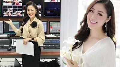 Dân mạng phát sốt với nữ MC thời tiết của truyền hình Quảng Ninh