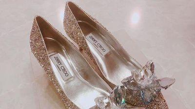 Hé lộ món đồ hàng triệu cô gái mơ ước trong trang phục cưới của Đàm Thu Trang