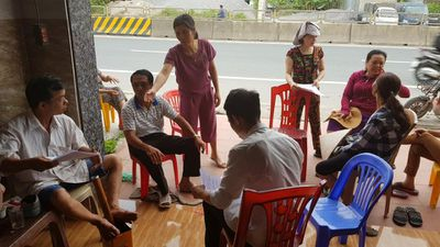 Mương nước chất thải độc hại ở Hải Phòng: Dân kêu cứu!