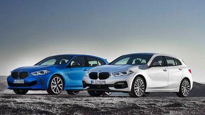 BMW 1 Series giá rẻ mới, chất không kém đàn anh X2