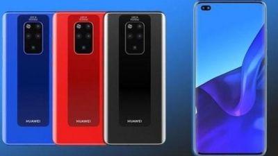 Đây là smartphone đầu tiên của Huawei không có Android?
