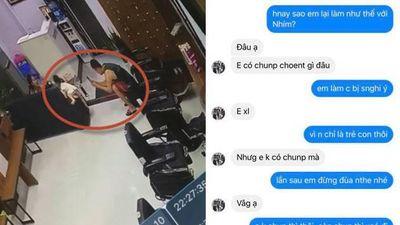 Đưa ĐTDĐ về phía vùng kín bé gái 2 tuổi, gã trai ở Hà Nội nói không chụp ảnh?!