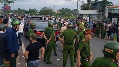 Vụ bao vây xe chở công an ở Đồng Nai: Thêm diễn biến nóng mới