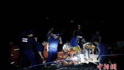 Động đất ở Trung Quốc, thương vong tăng mạnh