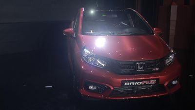 Trải nghiệm nhanh tân binh cỡ nhỏ Honda Brio RS