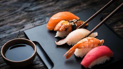 Ăn sushi thế nào đúng phong cách của người Nhật?