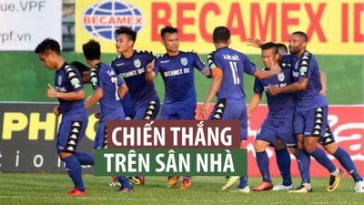 AFC Cup: Bình Dương quyết tận dụng lợi thế sân nhà trước Makassar