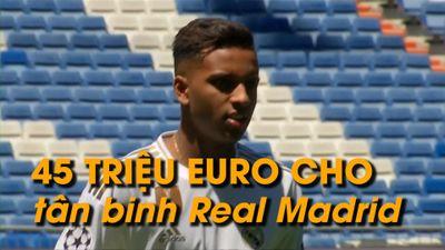 Tân binh sinh năm 2001 chỉ mất 20 phút để thương thảo với Real Madrid