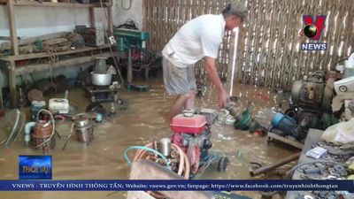 Mưa lũ gây thiệt hại tại Bảo Lộc - Lâm Đồng