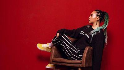 Kimmese-nữ rapper cực chất comeback với thông điệp siêu ý nghĩa '#chonsongxanh'