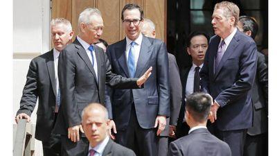 Mỹ sắp nối lại đàm phán thương mại với Trung Quốc