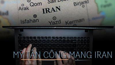 Iran nói 'chặn đứng' tấn công mạng của Mỹ nhưng vẫn sẵn sàng đối thoại