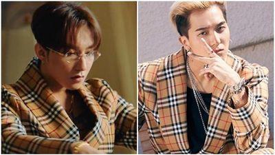 Vừa tung teaser 'Hãy trao cho anh', Sơn Tùng 'đụng hàng' đồ hiệu với 'gà cưng' YG
