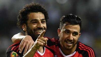 Salah tỏa sáng giúp Ai Cập vào vòng 1/8 cúp châu Phi