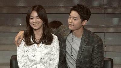Màn song ca gây tiếc nuối của Song Joong Ki và Song Hye Kyo
