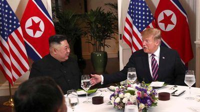 Nhà Trắng nói Tổng thống Trump vẫn đang tiếp tục đối thoại với Triều Tiên