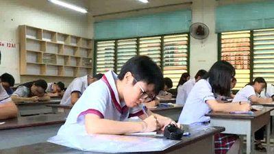 Ba điểm thi THPT quốc gia tại TP Hồ Chí Minh bị trục trặc về mã đề thi