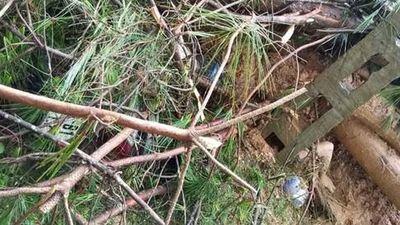 Cao Bằng: Xác định danh tính nạn nhân bị vùi vì sạt lở đất
