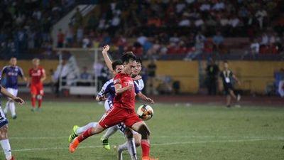 Top 5 bàn thắng đẹp vòng 16 V-League 2019: Văn Toàn đứng thứ hai cùng bàn thắng xé lưới Hà Nội FC