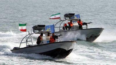Iran công bố video vây bắt tàu chở dầu nước ngoài