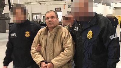 Án chung thân cho trùm ma túy El Chapo