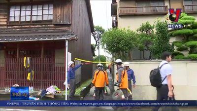 Cảnh sát Nhật Bản ra kết luận về vụ cháy xưởng phim