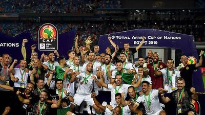 Clip Senegal 0-1 Algeria chung kết AFCON 2019
