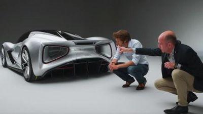 Ngẩn ngơ trước vẻ đẹp của Lotus Evija - Siêu xe 2,1 triệu USD, mạnh nhất thế giới