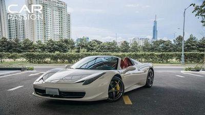 Ferrari 458 Spider biển Lào của hotgirl Sài thành có gì hay?