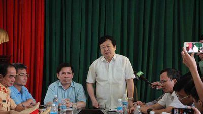 Chủ tịch tỉnh Hải Dương: 'Đầu năm xảy ra tai nạn hết sức thương tâm, đau lòng cũng trên địa bàn huyện Kim Thành'