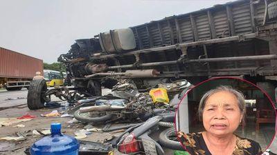 Nhân chứng vụ tai nạn thảm khốc ở Hải Dương: 'Lúc đó tôi cứ run cầm cập không qua đường được nữa'