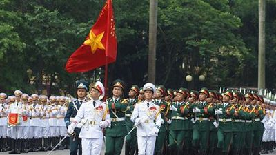 Những luật bất thành văn của lực lượng danh dự Việt Nam và thế giới