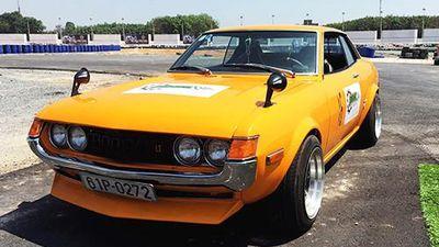 Toyota Celica 1972 'xe đồng nát' vạn người mê ở Việt Nam
