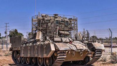 Giáp lồng: Loại giáp quân sự rẻ tiền vì sao vẫn hiệu quả?