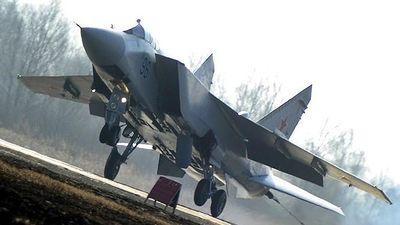Nga công bố video 'siêu' tiêm kích MiG-31BM tác chiến với tốc độ 2500km/h