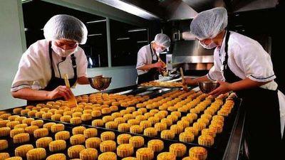 Bánh trung thu được sản xuất số lượng lớn thế nào?
