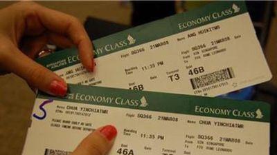 Bị phạt 4 triệu đồng vì mượn chứng minh thư đi máy bay