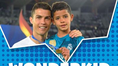 Ronaldo Jr - sao nhí hứa hẹn thay CR7 thống trị bóng đá thế giới