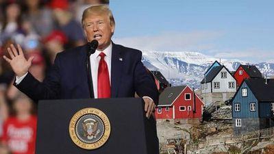 Đảo Greenland có gì mà Tổng thống Trump muốn mua bằng được?