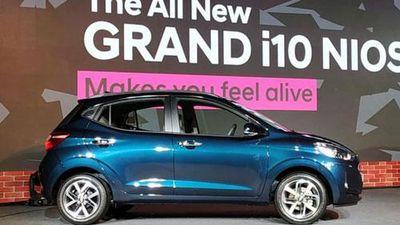 Chiêm ngưỡng vẻ đẹp của Hyundai Grand i10 Nios 2020 giá rẻ vừa ra mắt