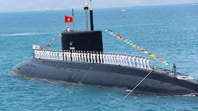 Sức mạnh Hải quân Việt Nam: Hạm đội tàu ngầm số một Đông Nam Á