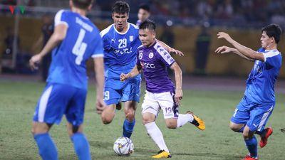 BLV Quang Huy phân tích màn trình diễn của Hà Nội FC trước Altyn Asyr
