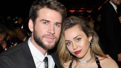 Liam Hemsworth chính thức đệ đơn ly dị Miley Cyrus