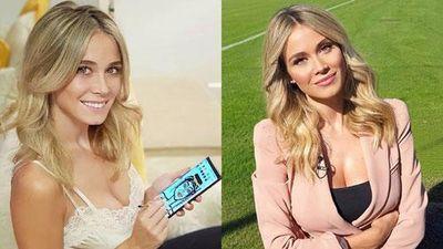 CLIP: Ngắm 'tuyệt sắc giai nhân' của đài Sky Sport Italia